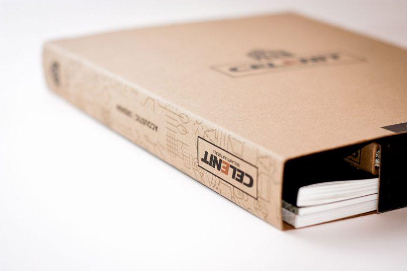packaging design celenit